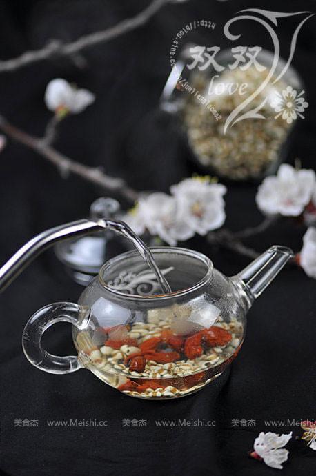 薏米茶怎么炒