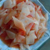 西红柿山药