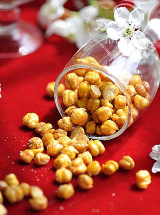 香酥鷹嘴豆的做法