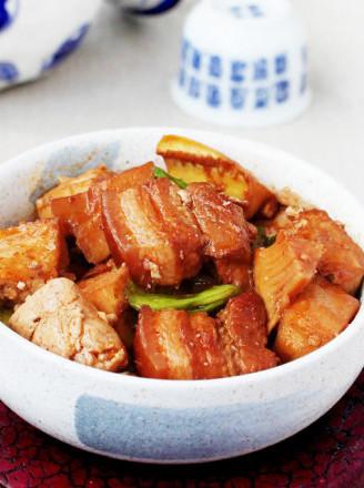 韓式醬筍燒豆腐的做法