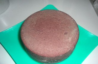 黑米面饼的做法