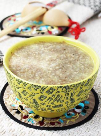 枣仁粉小米粥的做法