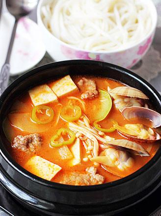 大醬湯的做法