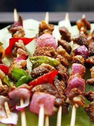 新疆烤羊肉串的做法