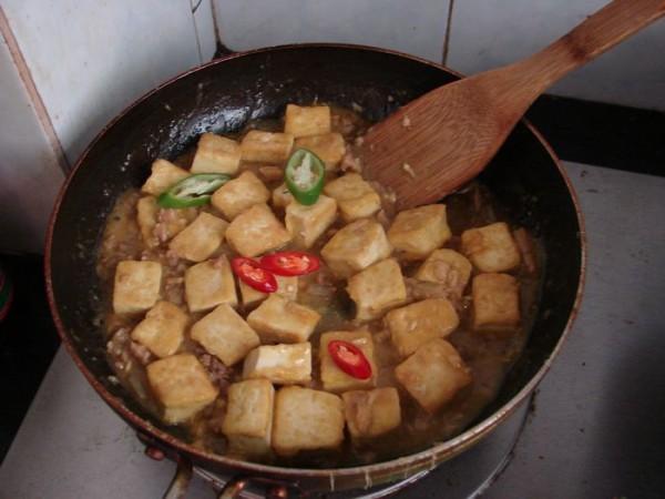 金枪鱼咖喱豆腐怎样做