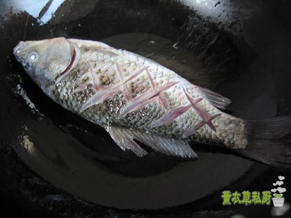 鲫鱼炖豆腐怎么吃