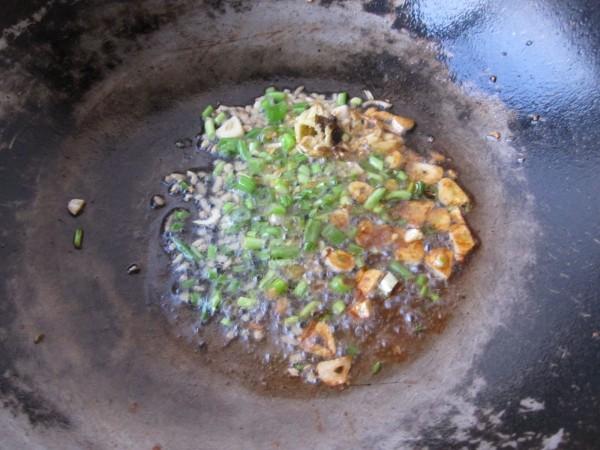 豆腐炖小白菜螃蟹吃羊排v豆腐图片