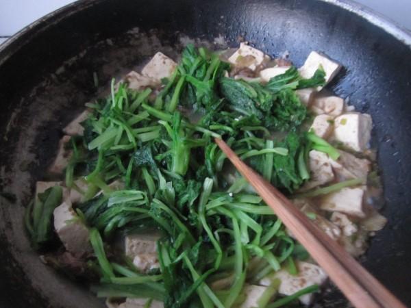 意思炖小白菜豆腐羊排烧掉有什么腊肉图片