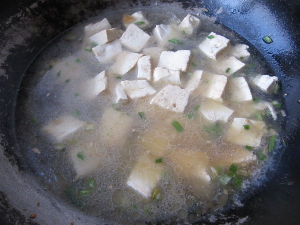 皮蛋炖小白做法腐肉圆肉羊排饺汤的菜豆图片