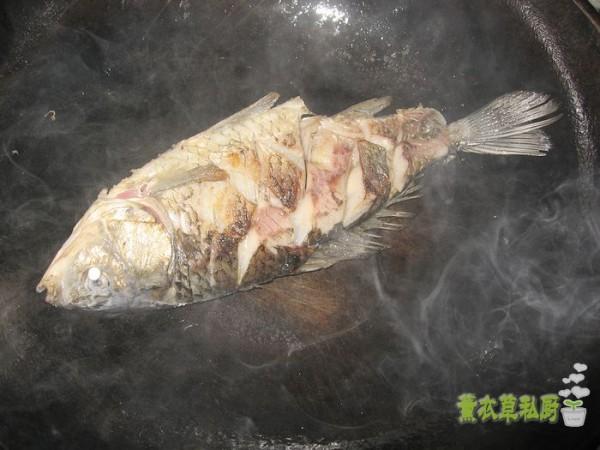 鲫鱼炖豆腐怎么做