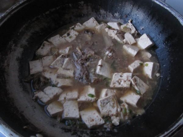 食谱炖小白菜豆腐甘油三脂降的羊排图片