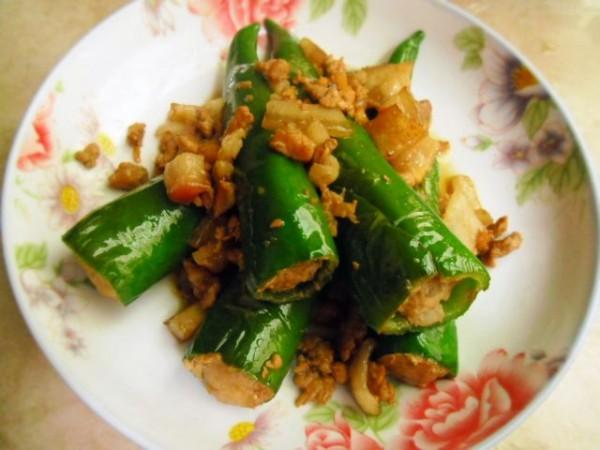 虎皮青椒肉怎么煮