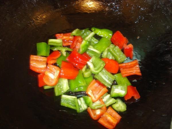 番茄酱伴藕片怎么炒