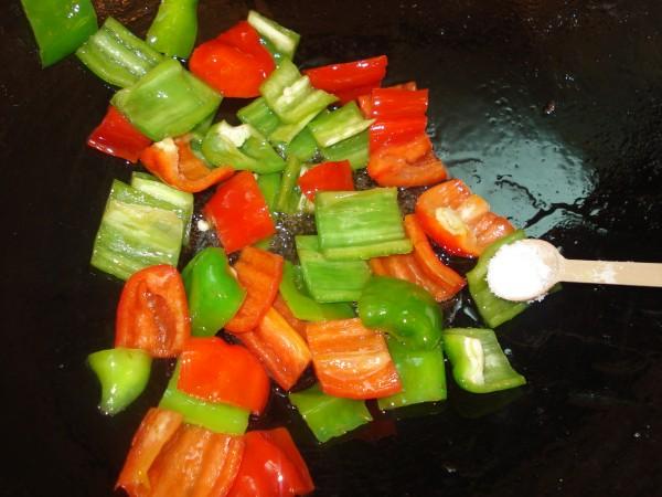 番茄酱伴藕片怎么煮