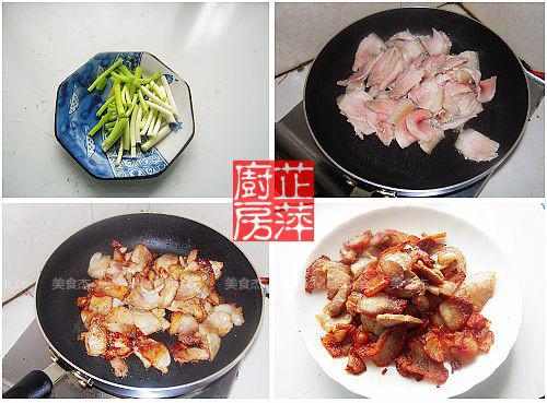 干锅手撕包菜的家常做法