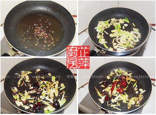 干锅手撕包菜的简单做法