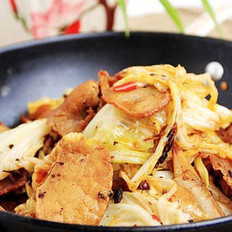 干锅手撕包菜