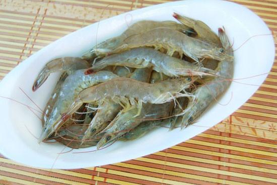 茶香开片基围虾现在瘦脸针价格表图片