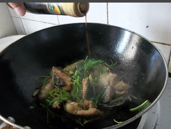 红烧黑鱼怎么煮