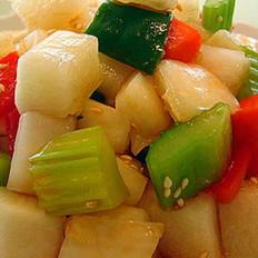 爽口川式泡菜