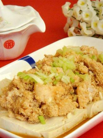 魚子豆腐的做法
