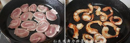香煎五花肉的家常做法