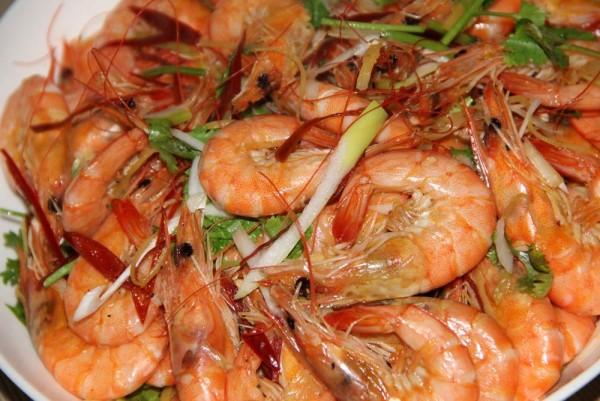 香辣小海虾怎么炒