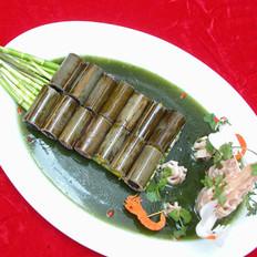 壮乡竹筒鱼