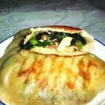木耳韭菜煎饺