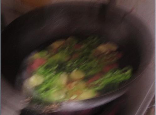 青椒豆腐羹怎么吃