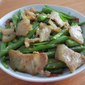 杭椒炒五花肉