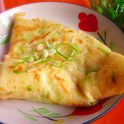 海米鸡蛋西葫芦丝饼