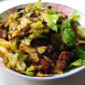 卷心菜回鍋肉