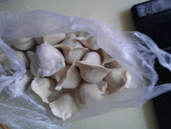 汆饺子的做法图解