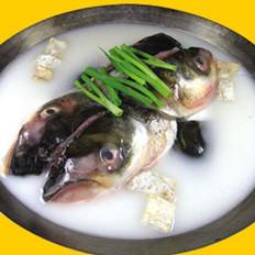 砂锅鳙鱼头