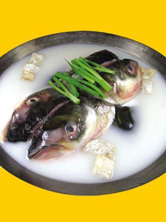 砂鍋鳙魚頭的做法