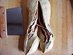 巧克力云纹吐司面包怎么煸