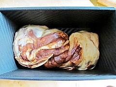巧克力云纹吐司面包怎样做
