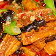 香酥火焙鱼
