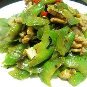 蒜蓉豆豉炒苦瓜