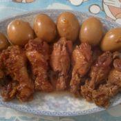 糯米酒酿鸡翅根