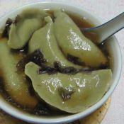 荞麦面洋葱牛肉饺