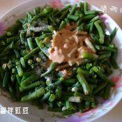 白粥煮多久才好吃芝麻酱拌豇豆的做法