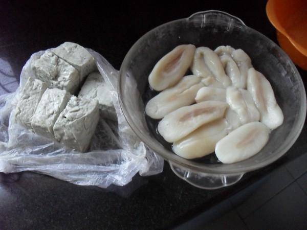 剁椒臭豆腐蒸目鱼蛋的做法大全