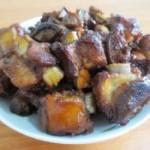 红烧香菇排骨