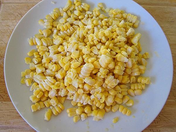 牛油玉米烙的做法大全