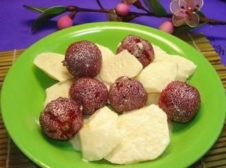 沙拉水果的做法