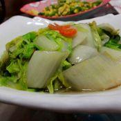 海米炒白菜
