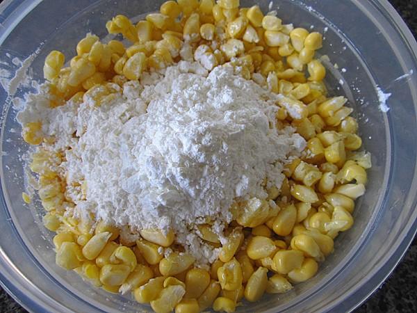 牛油玉米烙的家常做法