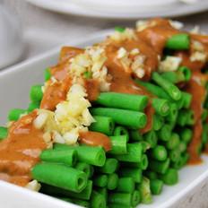 麻汁兒豇豆